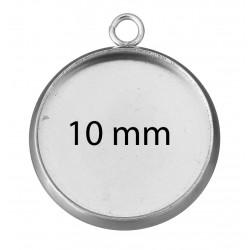 Kruhové lůžko 10mm
