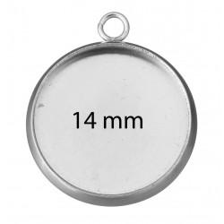 Kruhové lůžko 14mm