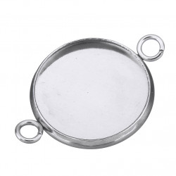 Kruhové lůžko konektor 16mm