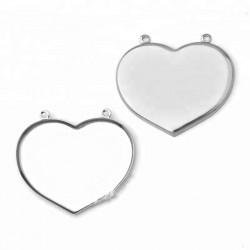 Konektor srdce VNITŘNÍ ČÁST 33mm z chirurgické oceli