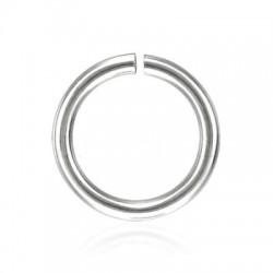 Spojovací kroužek 8 x 1mm z chirurgické oceli