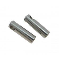Koncovka 1,3mm z chirurgické oceli