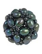 Kuličky ze sladkovodních perel